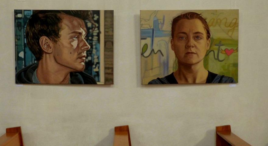 Ausstellung Lars Käker