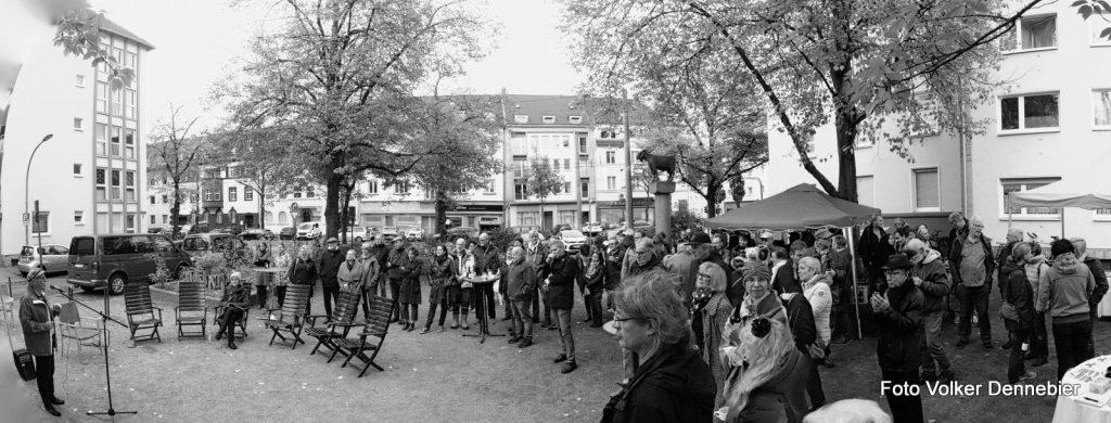 Feier am Düxer Bock, Foto: Volker Dennebier
